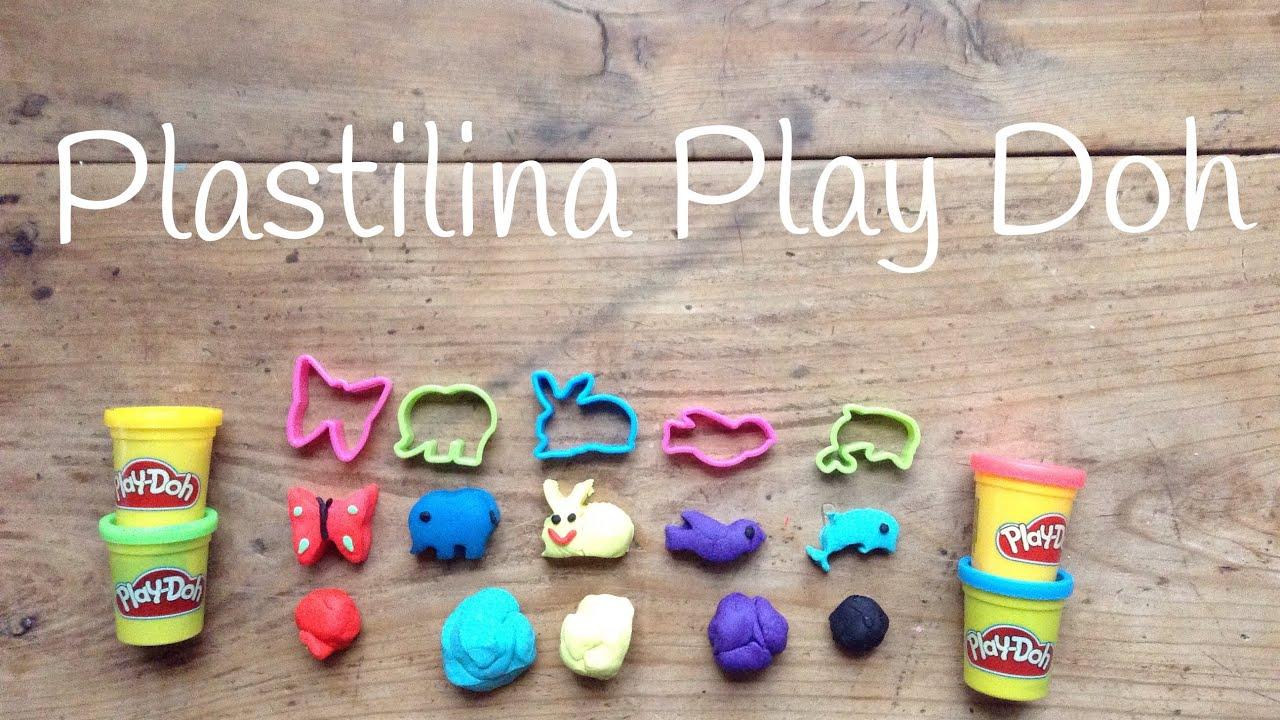 Cómo hacer animales de PLASTILINA | Play Doh ANIMALES