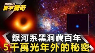 【傅鶴齡寰宇驚奇】銀河系黑洞藏百年 5千萬光年外的秘密