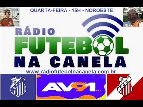 Emoção do Rádio: Ouça os gols de Aquidauanense 3x2 Comercial