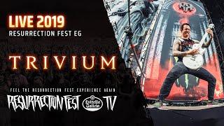 Trivium – Live at Resurrection Fest 2019