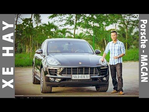 Đánh giá xe Porsche Macan -