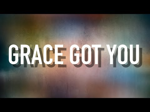 Grace Got You - [Lyric Video] MercyMe