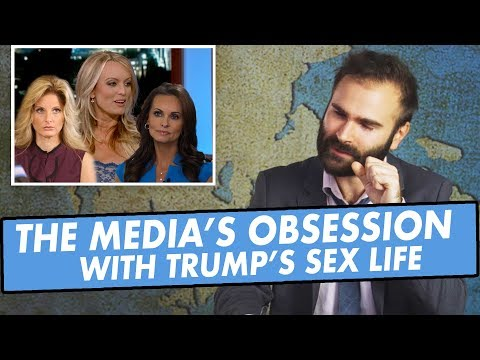The Media's Obsession With Donald Trump's Sex Life & More - SOME MORE NEWS