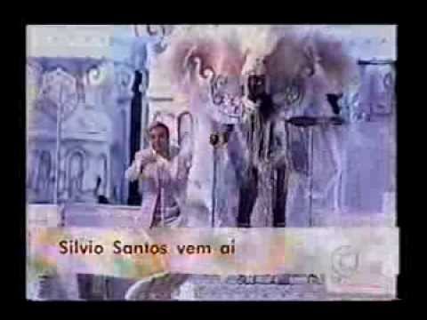 Hoje É Domingo, É Alegria. Vamos Sorrir e Cantar! - Silvio Santos