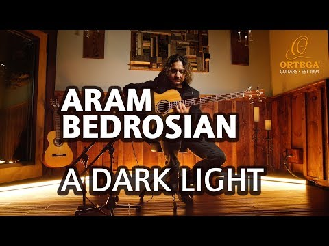 ARAM BEDROSIAN | A Dark Light played on Ortega Guitars STRIPED SUITE ACB | Nashville Session