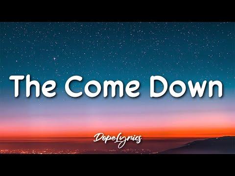 Robbie Miller - The Come Down Ft. Greta Stanley (Lyrics) 🎵