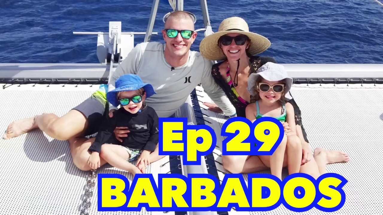 Ep 29: Catamaran Cruises, Farms & Shipwreck Snorkeling in BARBADOS