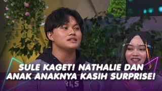 SULE KAGET NATHALIE DAN ANAKNYA KASI SURPRISE DI STUDIO | SANTUY  MALAM (14/10/20) P1