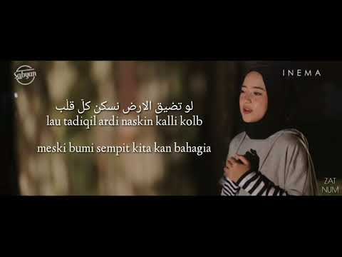 , title : 'DEEN ASSALAM -  COVER by SABYAN (Lyrics Arab + Terjemah)'