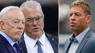 ✭ Dallas Cowboys   Troy Aikman is not welcomed by the Jones's & more...