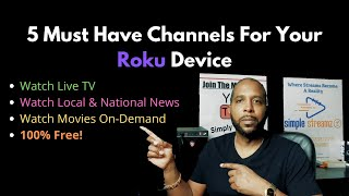 5 Must Have Roku Channels For Cord Cutters