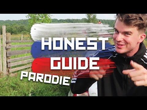 HONEST GUIDE (parodie) | KOVY