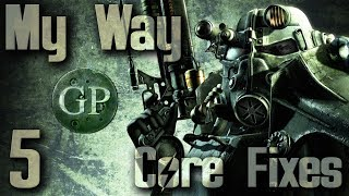 Modding Fallout 3 My Way - Core Fixes and Stability - 5