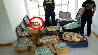 10 Most Bizarre Places People Have Hidden Money