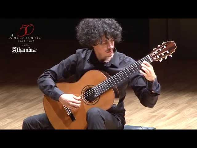 Guajiras Paco de Lucía. Alí Arango, guitarra