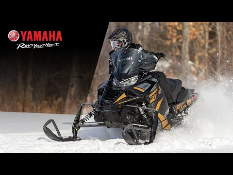 2021 Yamaha SRViper L-TX GT in Rexburg, Idaho - Video 1