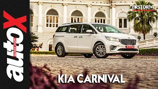 Kia Carnival First Drive Video Review