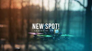 Ville FPV - NEW SPOT! #exploreit #sendit