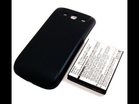 Stärkerer Akku für Samsung Galaxy S3 i9300 3300mAh