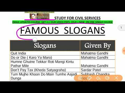 famous slogans of indian freedom fighters in hindi slogans given by freedom fighters in english