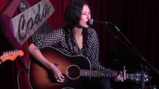 Lauren Barth & Jesse Aycock - You're A Big Girl Now (Bob Dylan Cover)