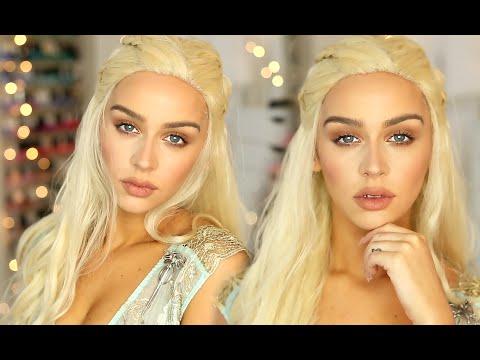 Daenerys / Khaleesi - Game of Thrones Makeup Tutorial