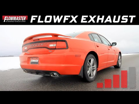 Flowmaster FlowFX Cat-back Exhaust System