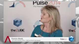 Pamela Webb - IBM Pulse 2014 - theCUBE
