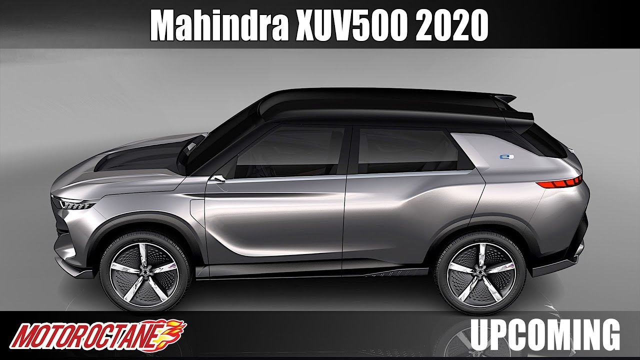 Motoroctane Youtube Video - Mahindra XUV500 2020 | Hindi | MotorOctane