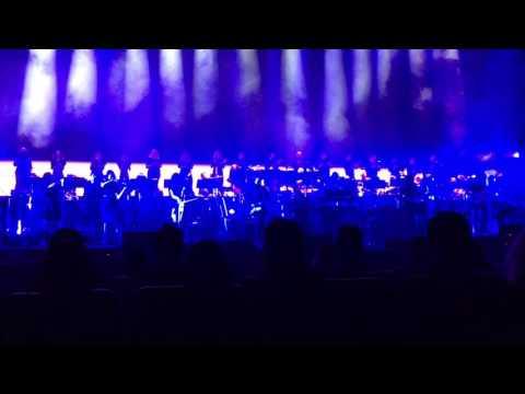 Hans Zimmer live - Crimson Tide - Microsoft Theatre LA