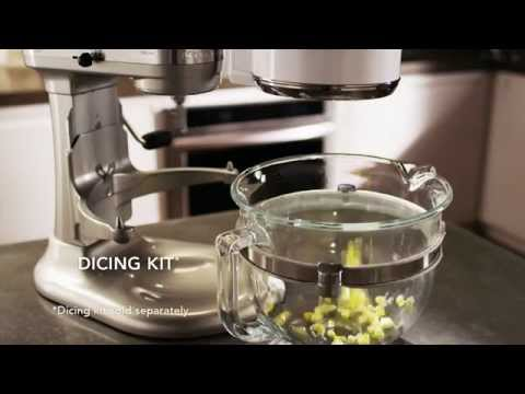 Насадка-комбайн от KitchenAid
