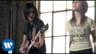 """The Veronicas   """"Everything I'm Not"""" Official Music Video"""