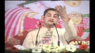 H.H SRI PUNDRIK GOSWAMI JI MAHARAJ Rurki Katha Day 4 Part-6.mpg