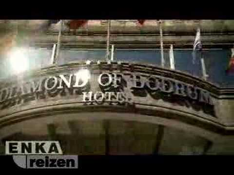 Video hotel Diamond of Bodrum***** (Bodrum, Turkije)