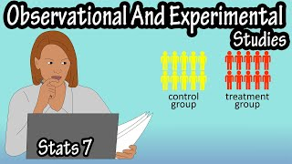 What Are Observational And Experimental Studies In Statistics - Types Of Studies