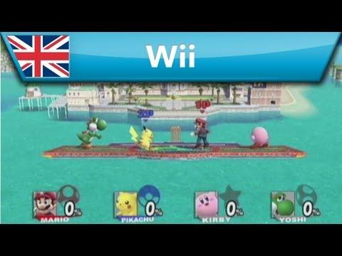 Видео № 0 из игры Super Smash Bros. Brawl [Wii]