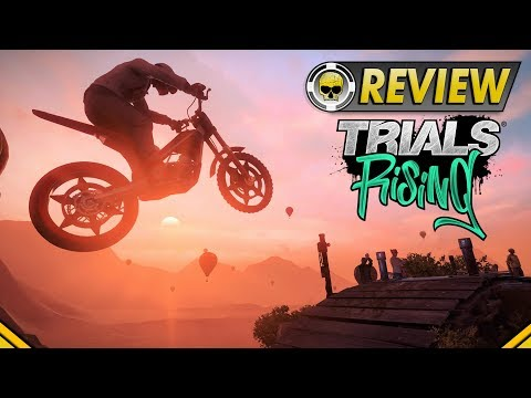 Trials Rising: REVIEW (The Dirt Bike Rises) video thumbnail
