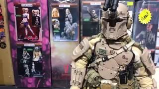 Green Wolf Gear 1/6 Galac-Tac Desert Raider featured on TOYSTV Figure Talk