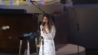 Lana Del Rey   Mariners Apartment Complex Live