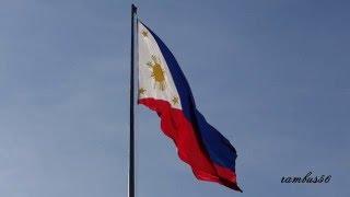 Lupang Hinirang  ( Pambansang Awit ng Pilipinas ) Philippine National Anthem vocals w/  lyrics