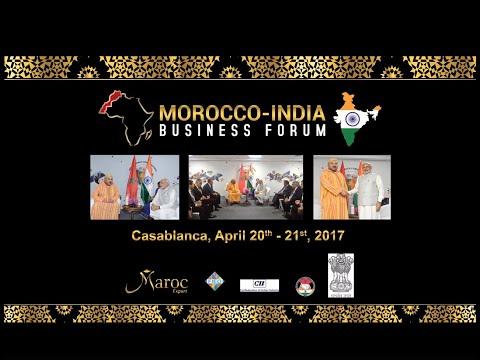 Forum Maroc-Inde 2017 - Best Of