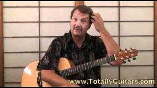 Sweet Baby James Free Guitar Lesson