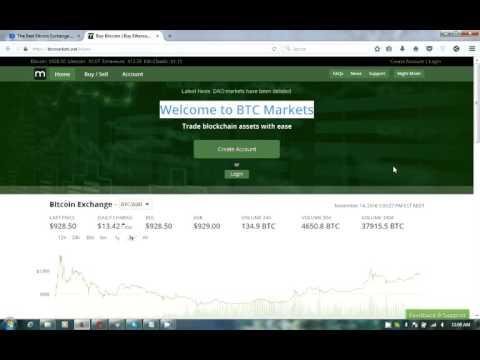 Bitcoin trading etf