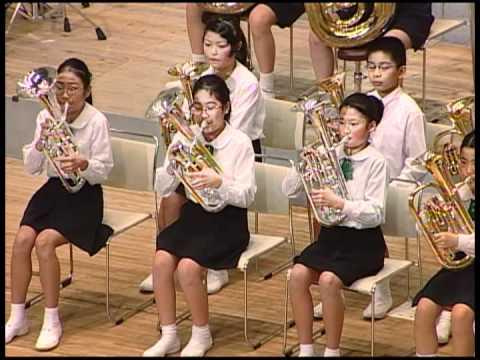 さいたま市立常盤小学校金管バンド ヨーロピアン序曲