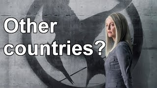 What About The Other Countries In The Hunger Games?