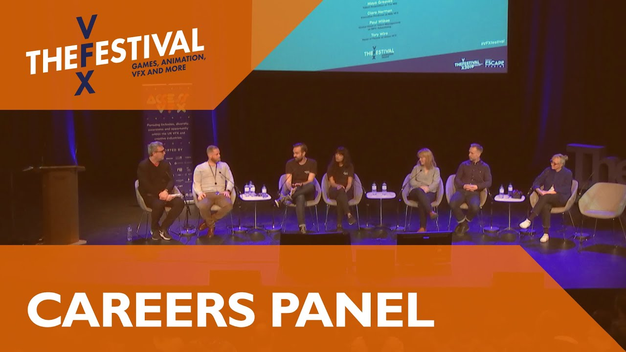 VFX Festival 2019 - Careers Panel