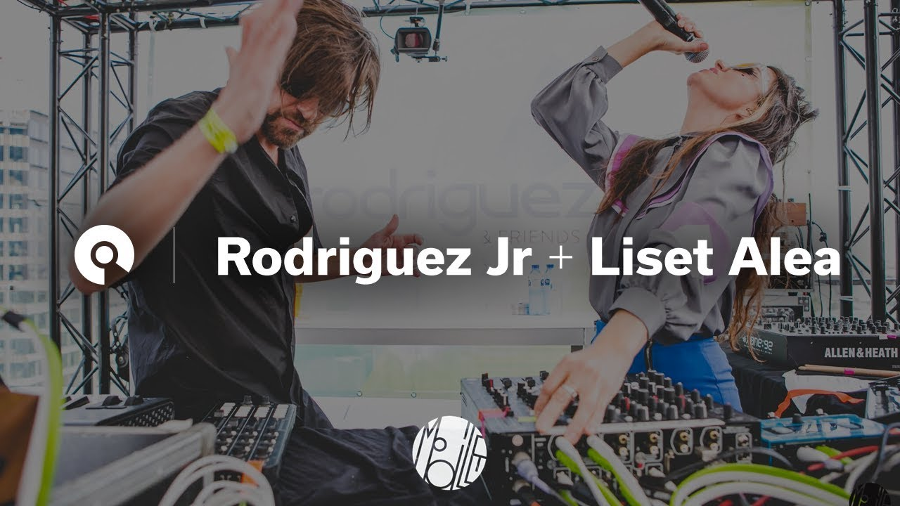 Rodriguez Jr. and Liset Alea - Live @ Rodriguez Jr. & Friends Rooftop 2018