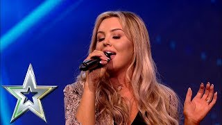 Julie McCabe sings heartfelt rendition of Adele classic | Ireland's Got Talent