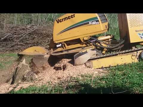 Preview video Video - Fresaceppi Vermeer SC60TX