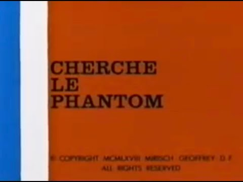 The Inspector: CHERCHE LE PHANTOM + bumper (TV version, laugh track)